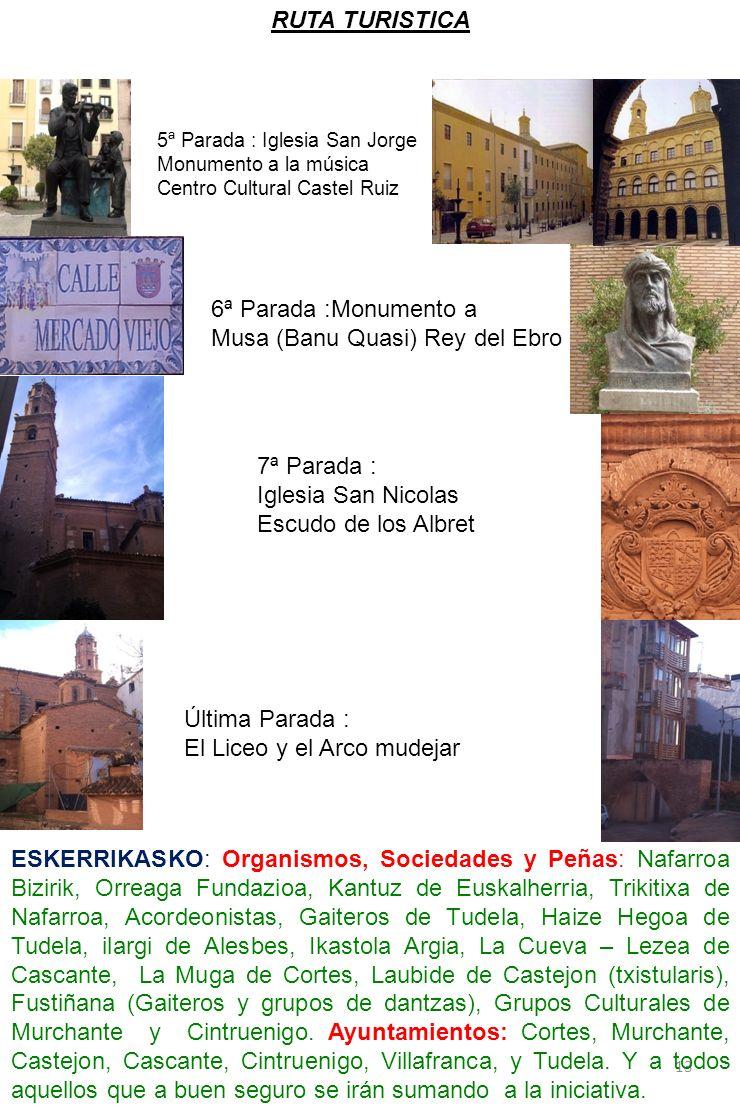 Musa (Banu Quasi) Rey del Ebro