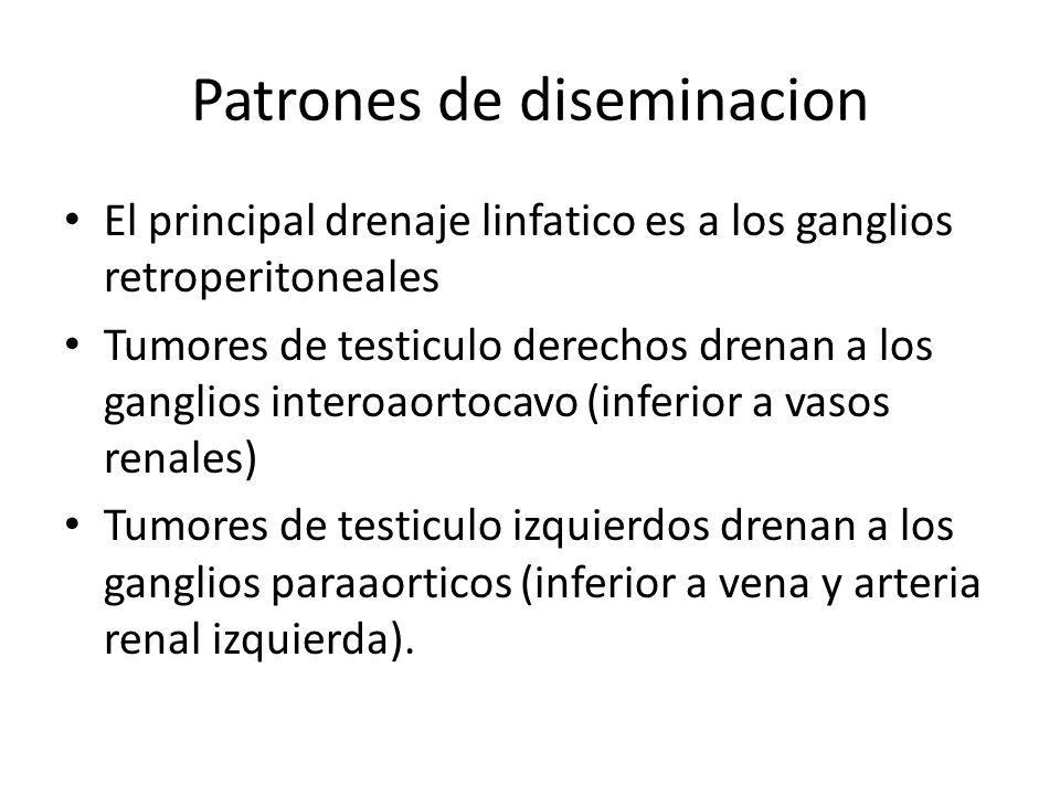 Patrones de diseminacion