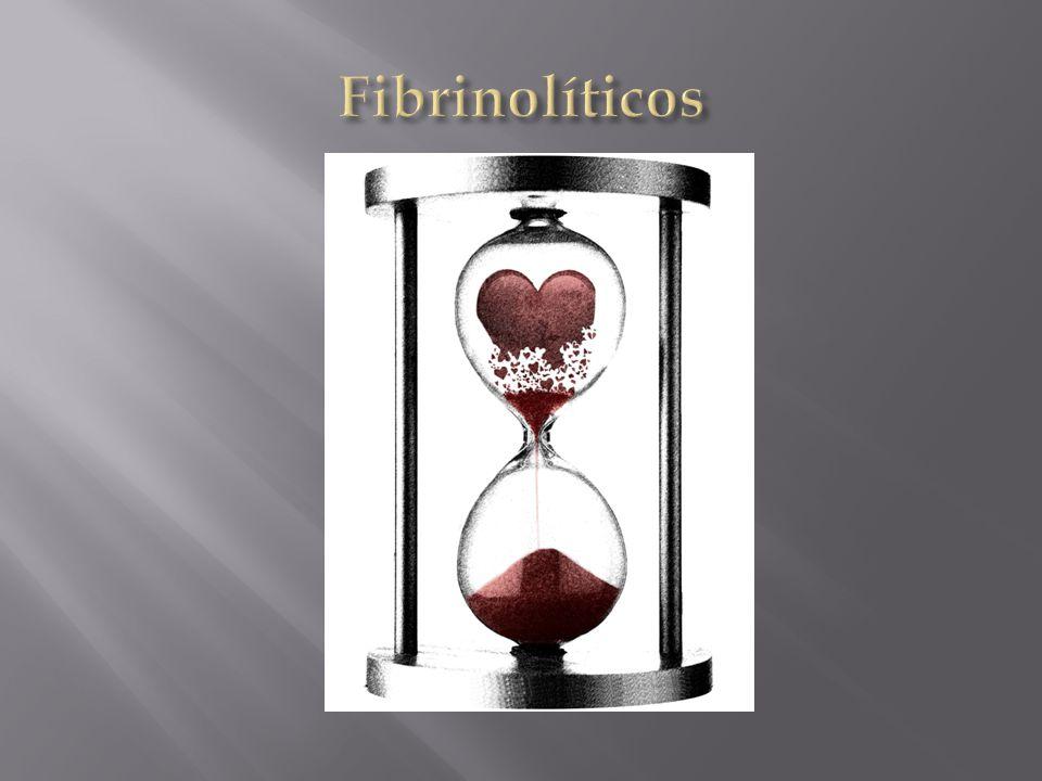 Fibrinolíticos