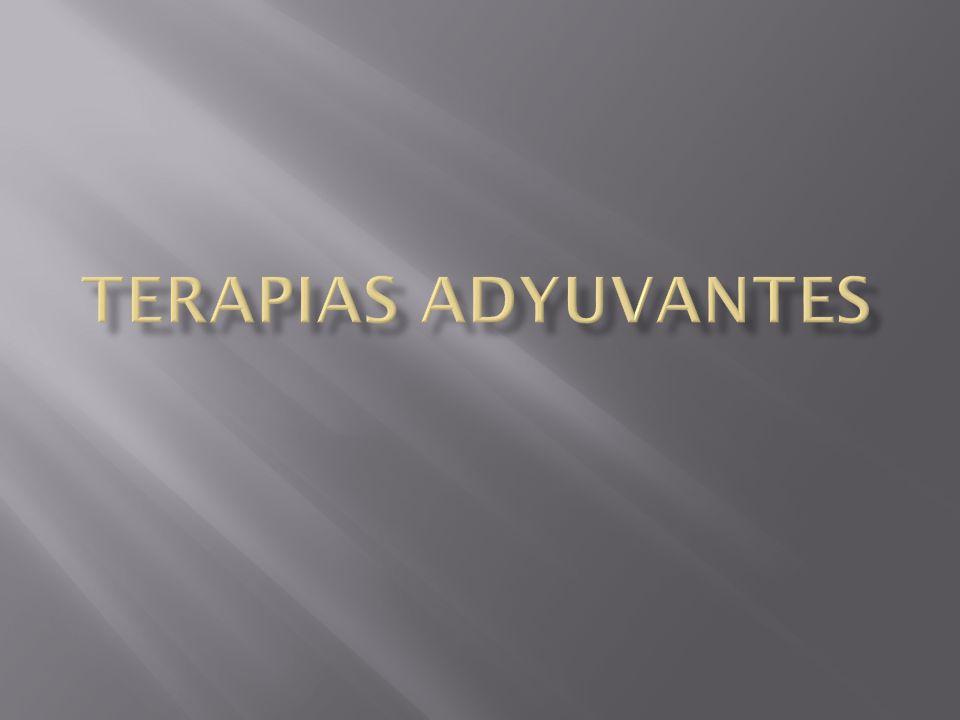 Terapias Adyuvantes