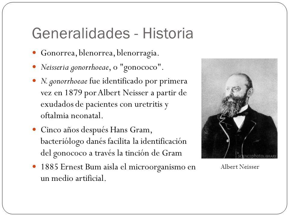 Generalidades - Historia