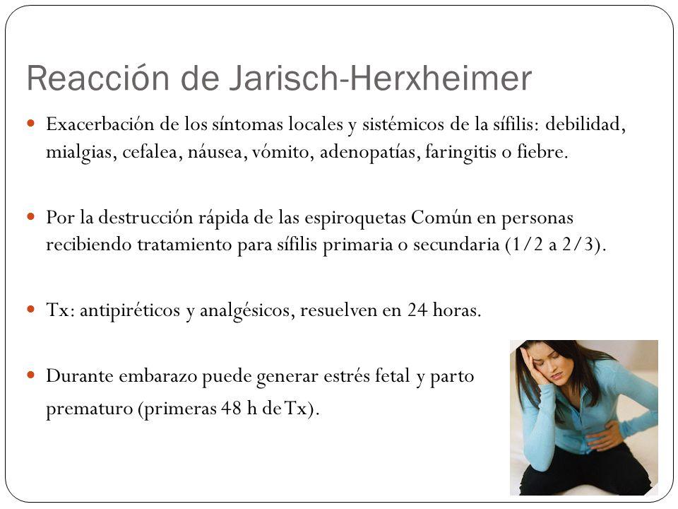 Reacción de Jarisch-Herxheimer