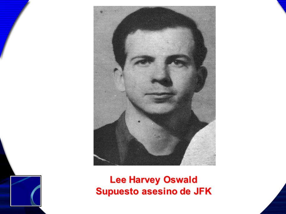 Supuesto asesino de JFK