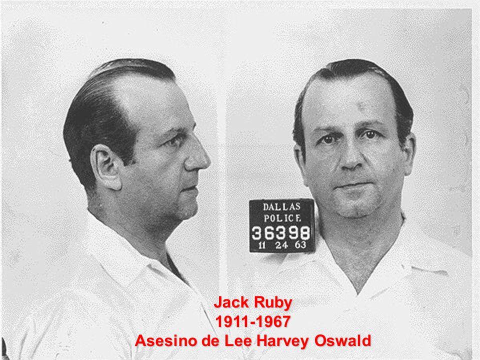 Asesino de Lee Harvey Oswald