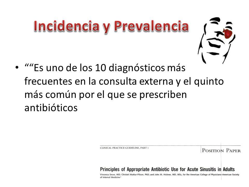 Incidencia y Prevalencia