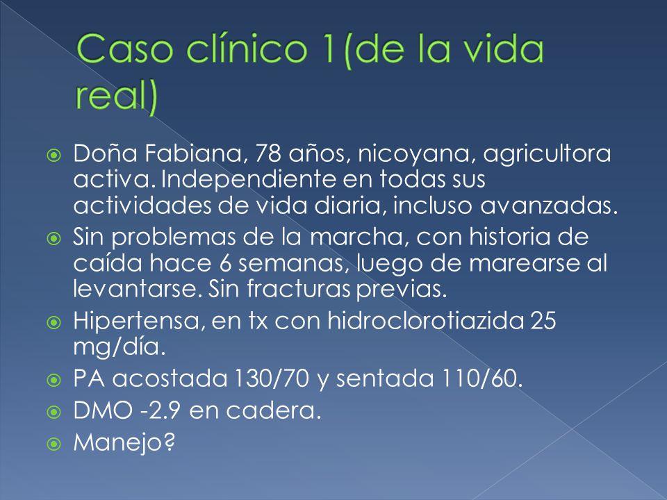 Caso clínico 1(de la vida real)