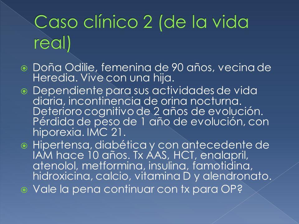 Caso clínico 2 (de la vida real)