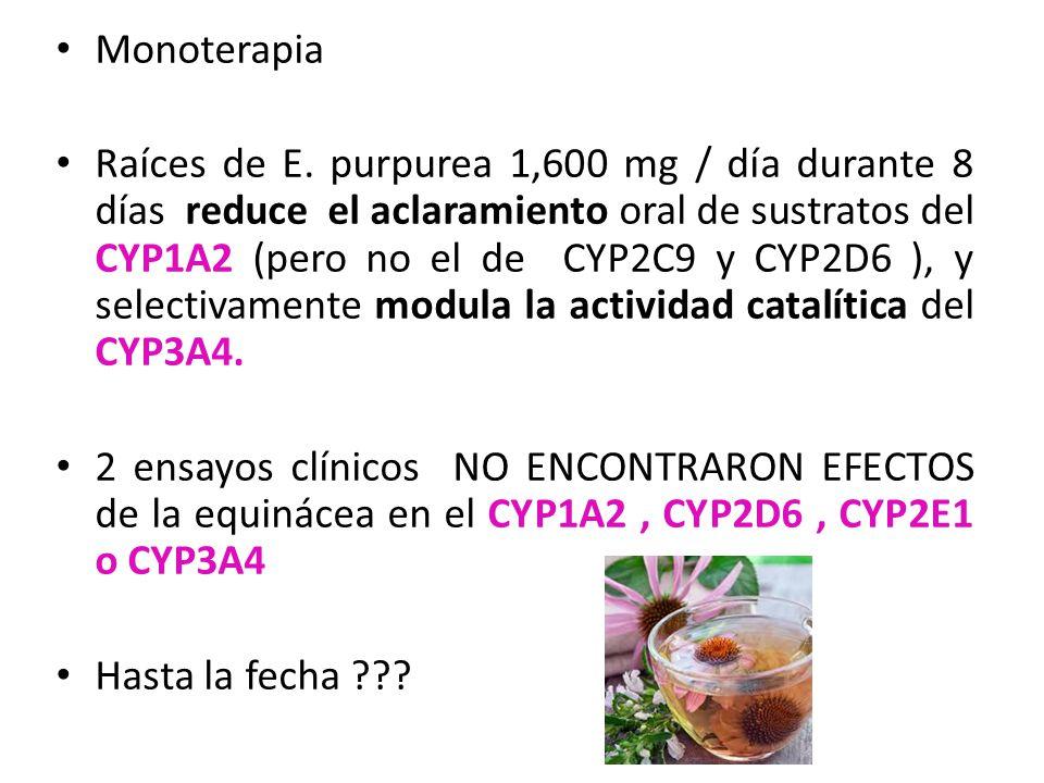 Monoterapia