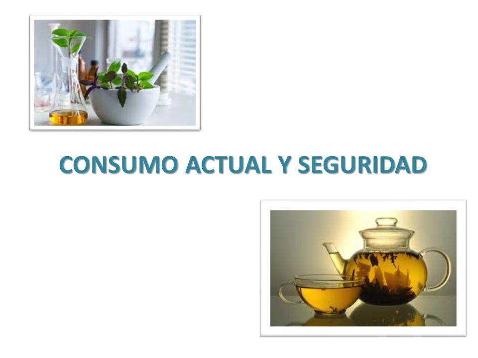 Consumo actual y seguridad