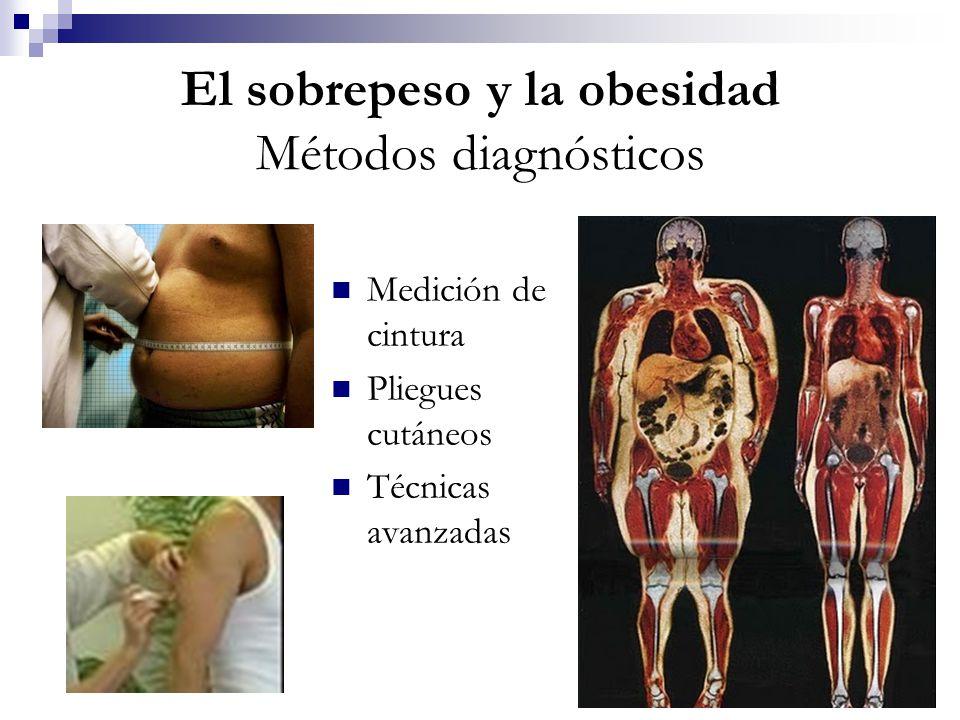El sobrepeso y la obesidad Métodos diagnósticos