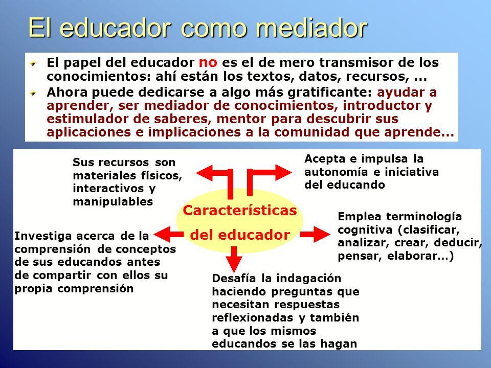 El educador como mediador