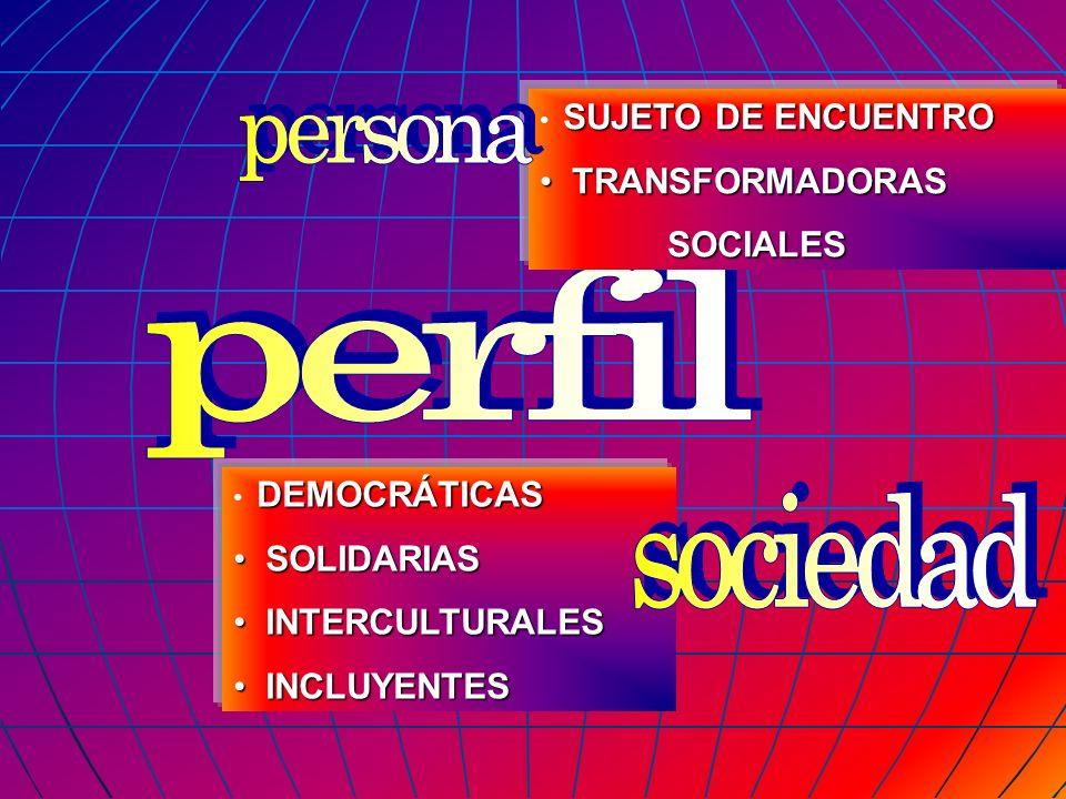 persona perfil sociedad