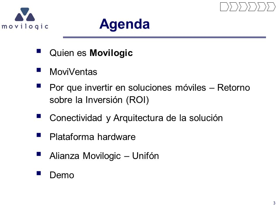 Agenda Quien es Movilogic MoviVentas