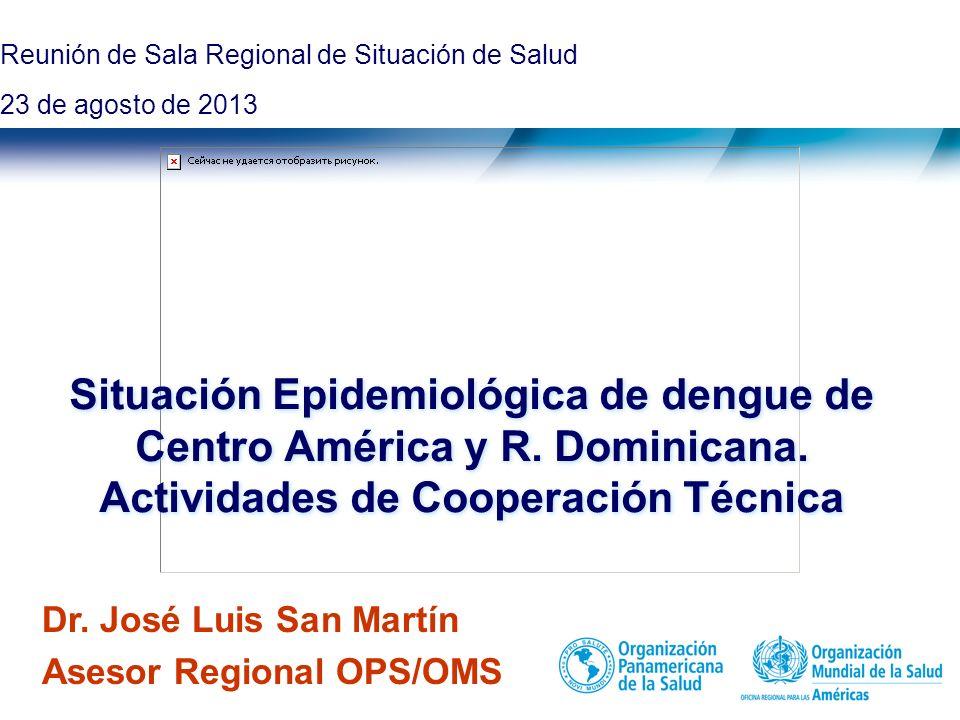 Reunión de Sala Regional de Situación de Salud