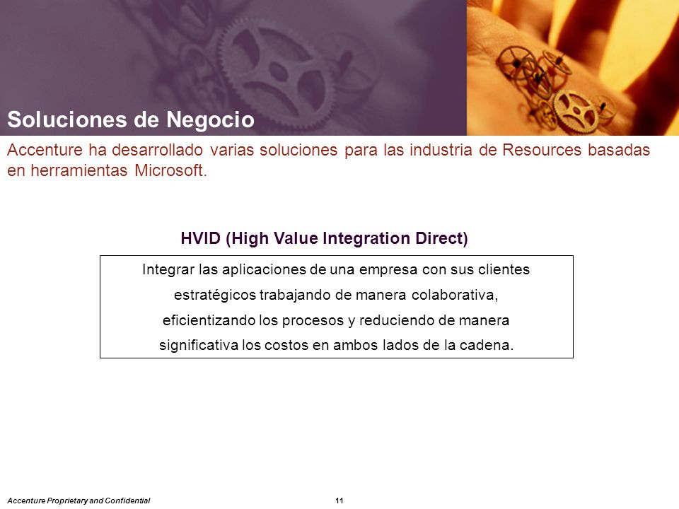 HVID (High Value Integration Direct)