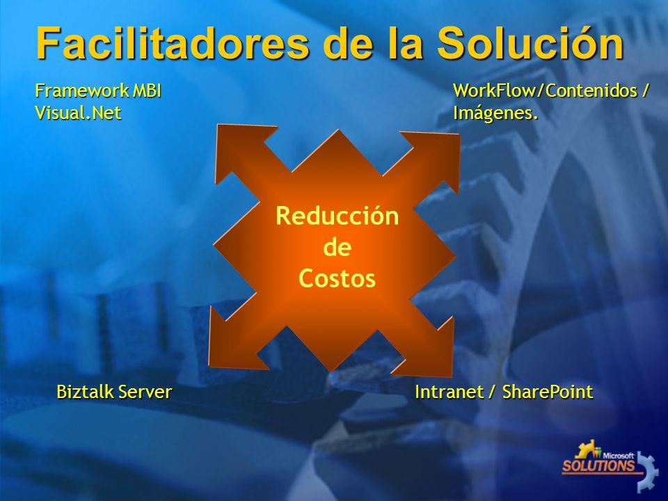 Facilitadores de la Solución