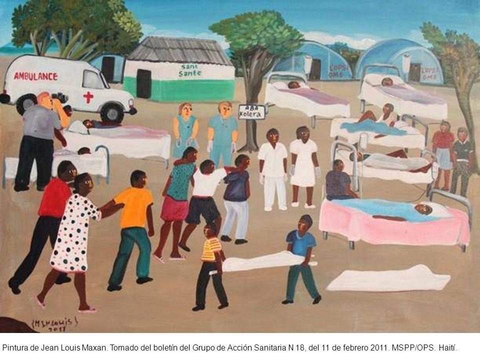 Pintura de Jean Louis Maxan