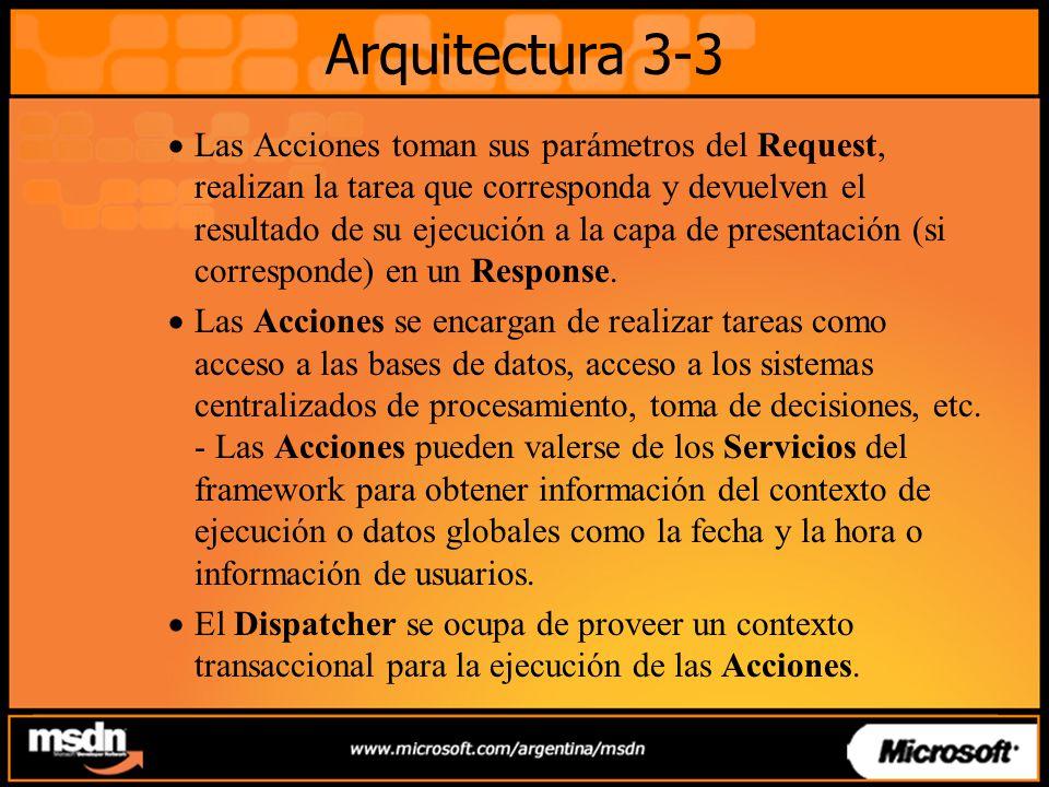 Arquitectura 3-3