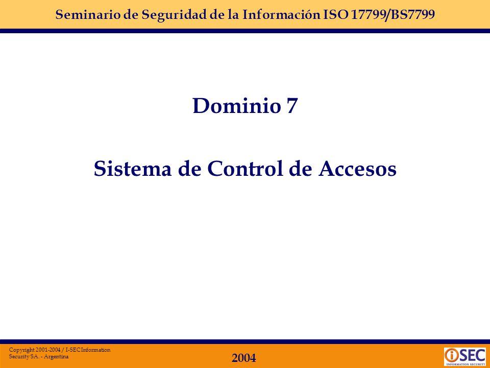 Sistema de Control de Accesos