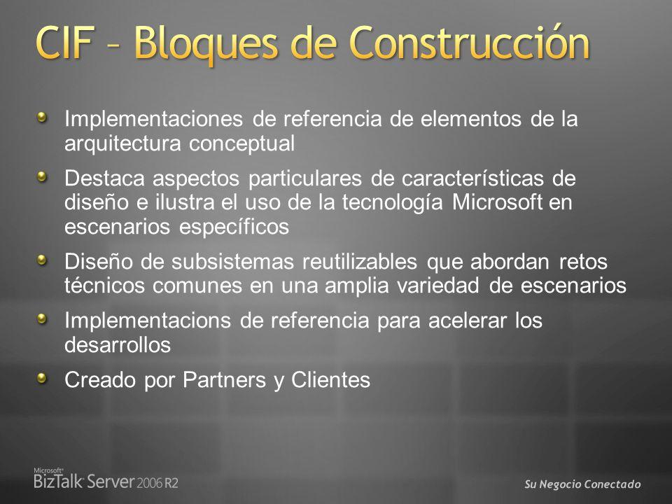 CIF – Bloques de Construcción