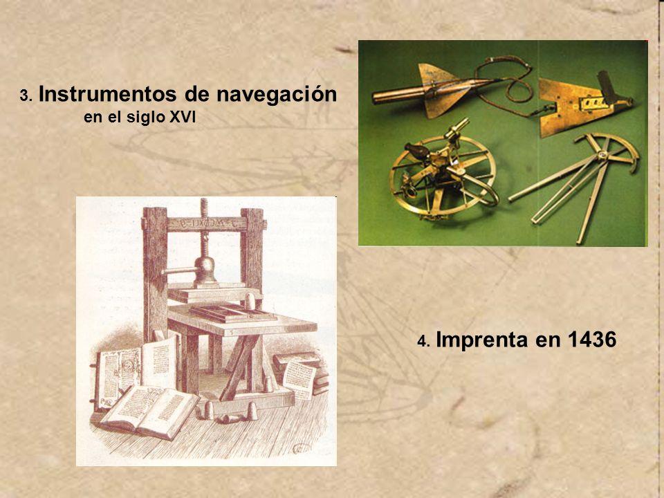 3. Instrumentos de navegación