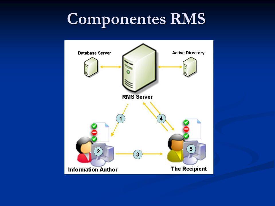 Componentes RMS