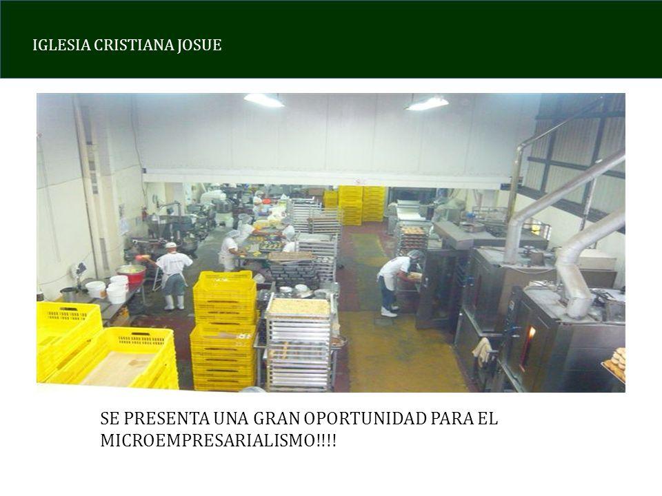 SE PRESENTA UNA GRAN OPORTUNIDAD PARA EL MICROEMPRESARIALISMO!!!!