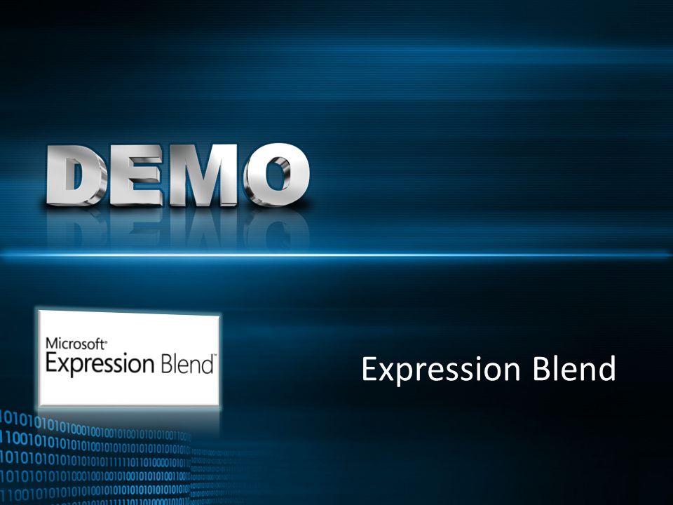 Expression Blend 24
