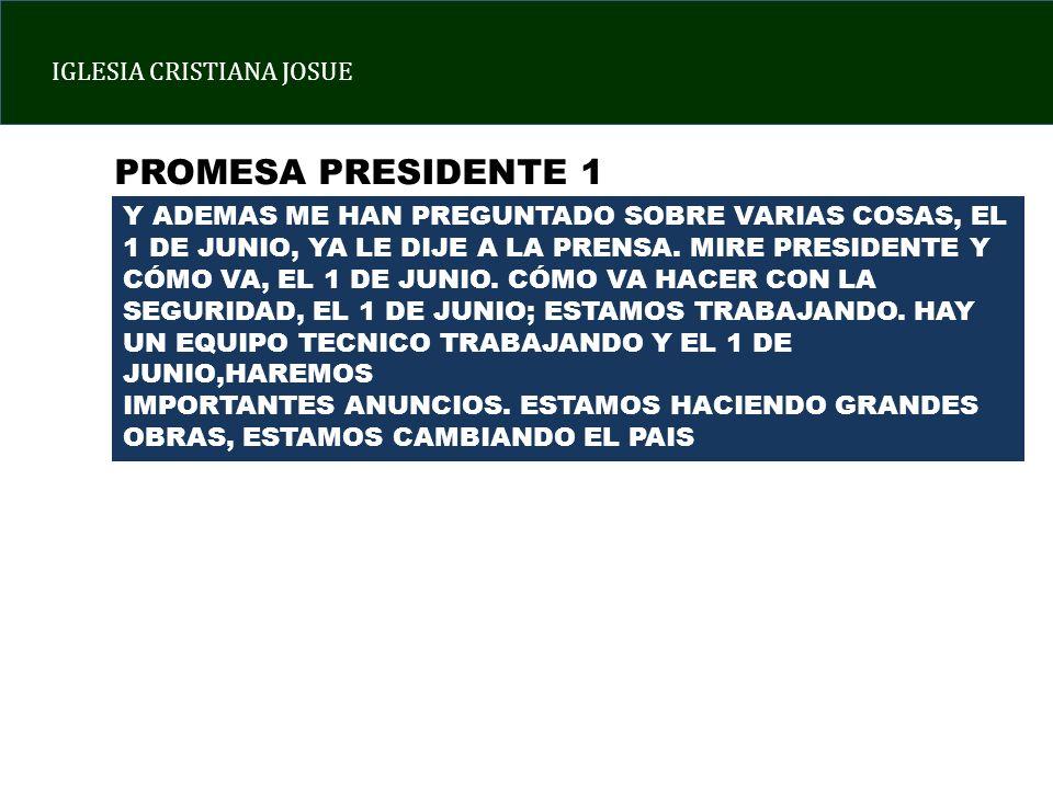 PROMESA PRESIDENTE 1