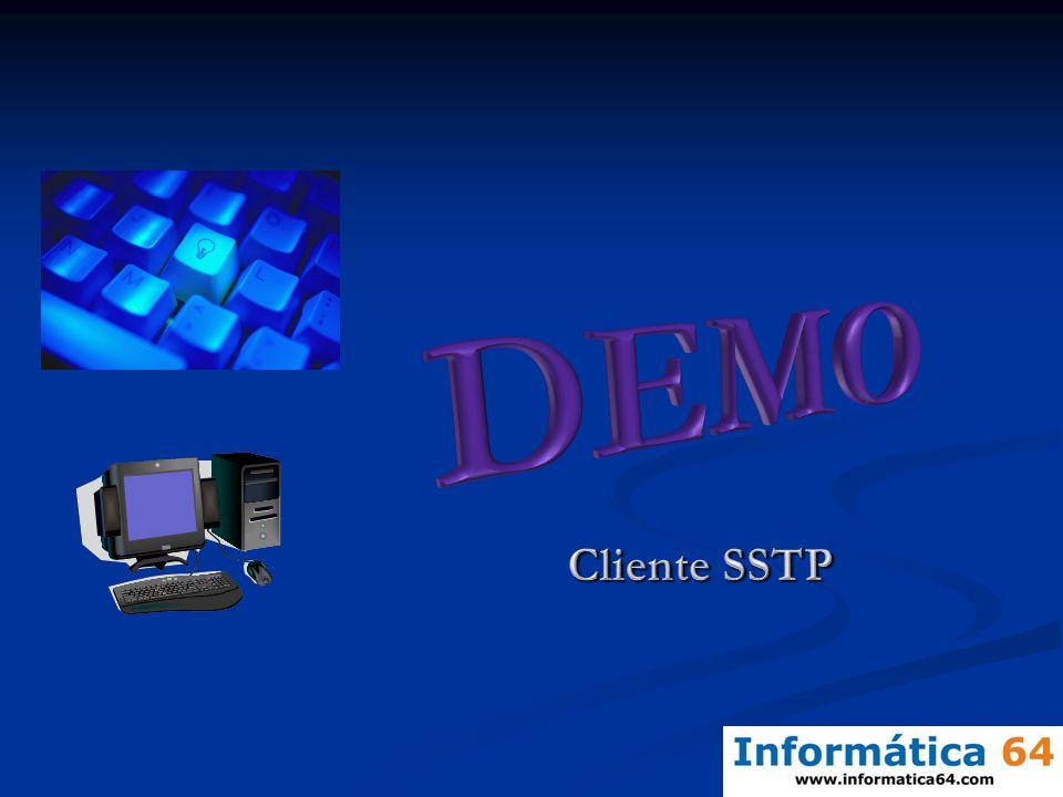 Cliente SSTP