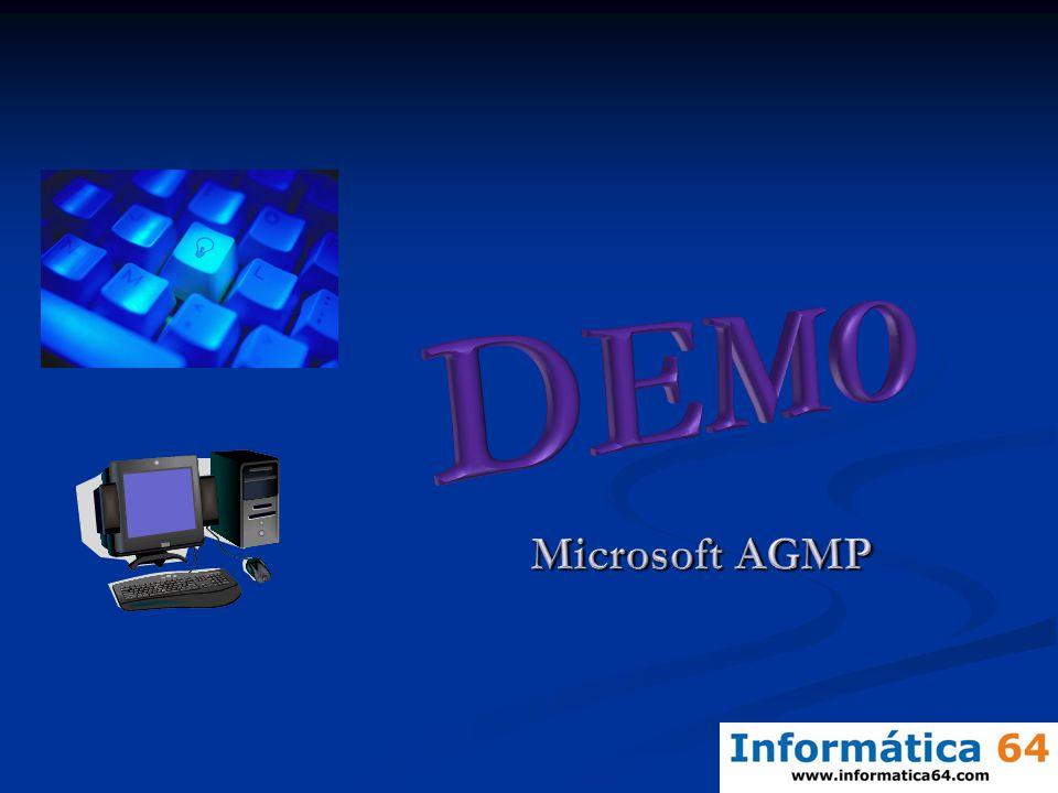 Microsoft AGMP
