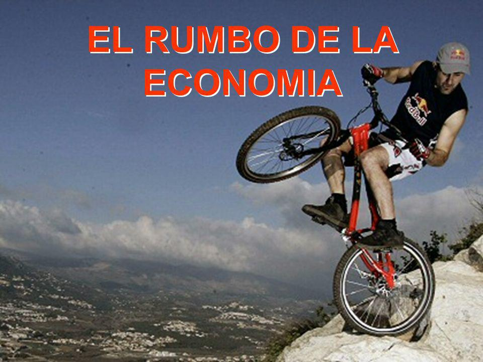 EL RUMBO DE LA ECONOMIA