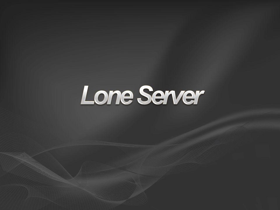 Lone Server