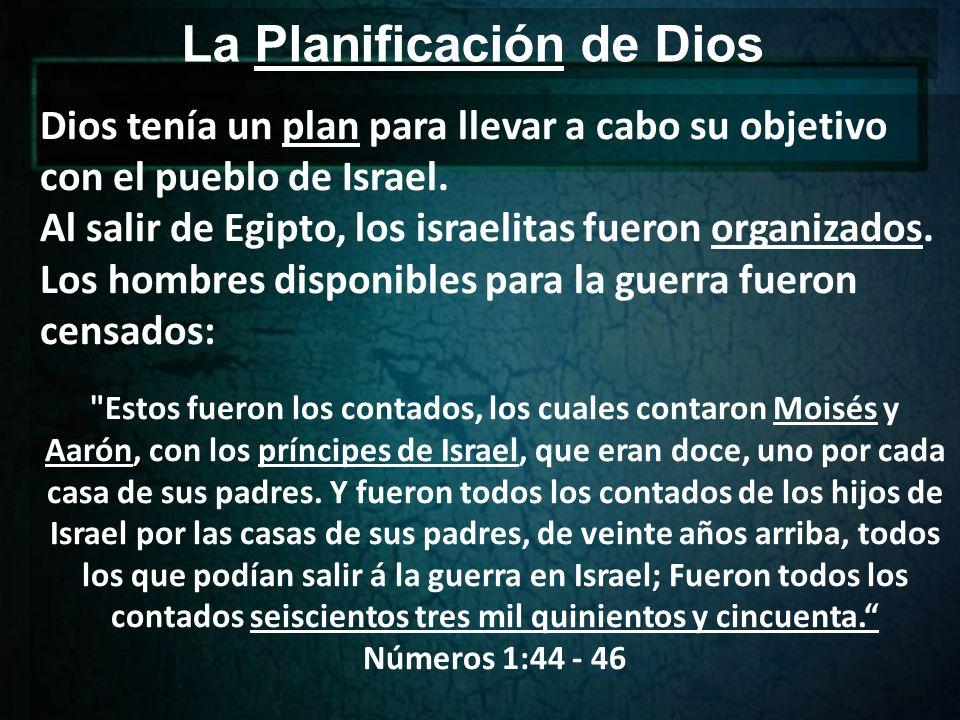La Planificación de Dios