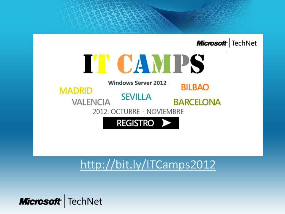 http://bit.ly/ITCamps2012