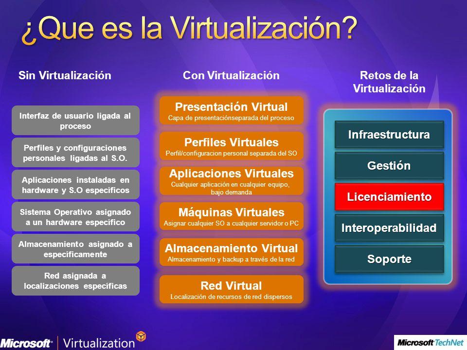 ¿Que es la Virtualización