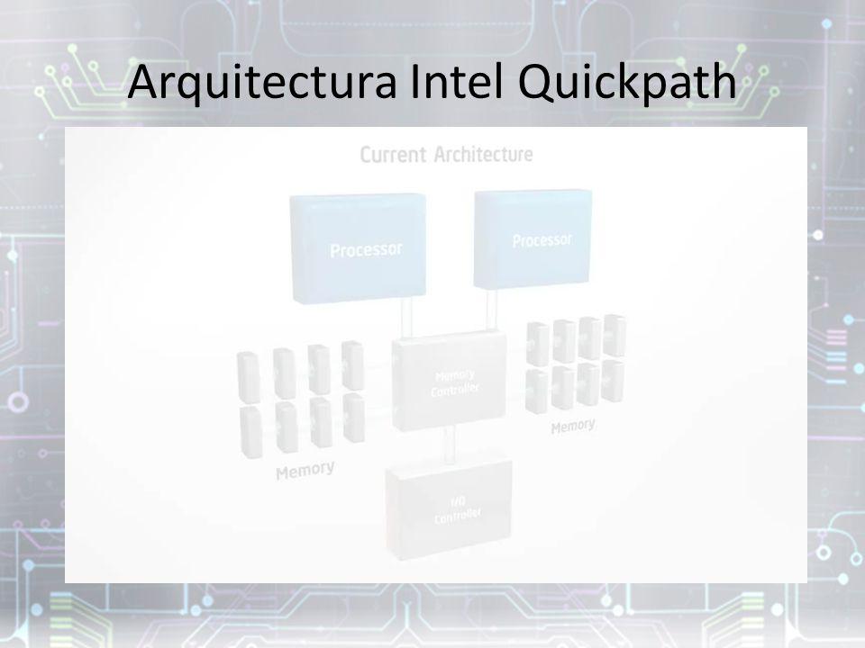 Arquitectura Intel Quickpath