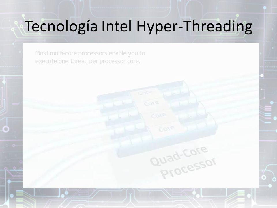 Tecnología Intel Hyper-Threading