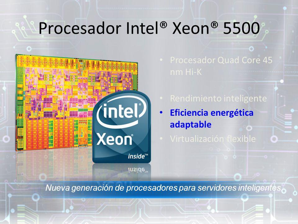 Procesador Intel® Xeon® 5500