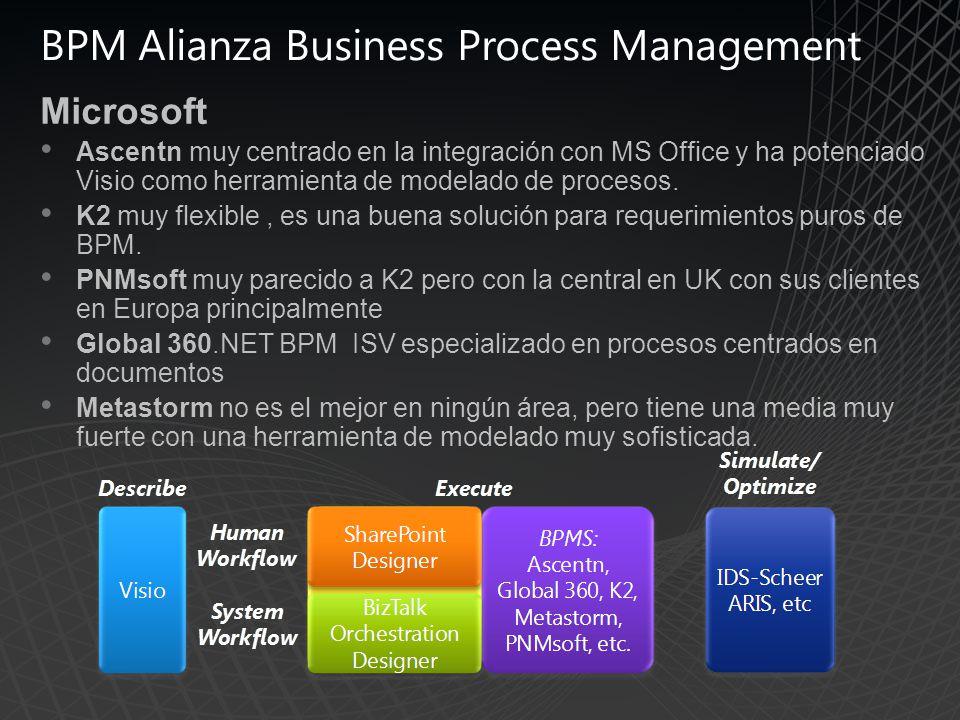 BPM Alianza Business Process Management