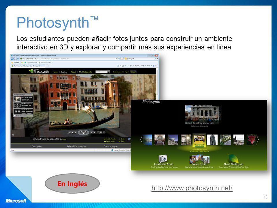 Photosynth™