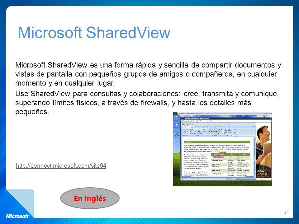 Microsoft SharedView