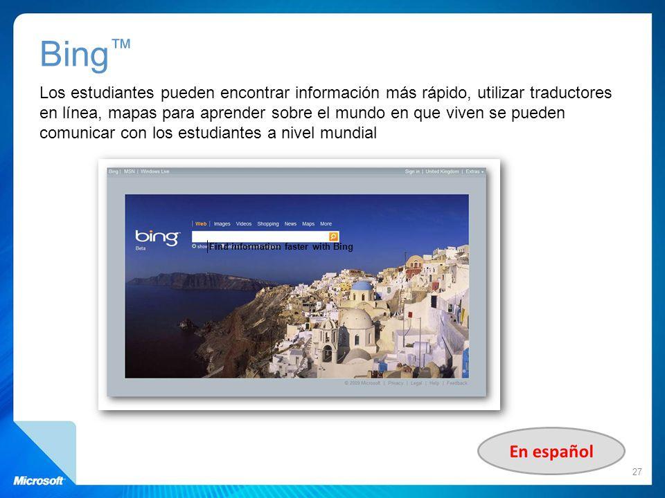 Bing™