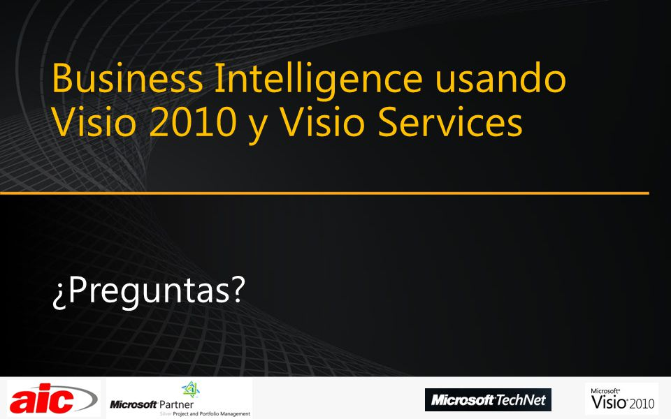 Microsoft SharePoint Server 2010 Ignite! ¿Preguntas