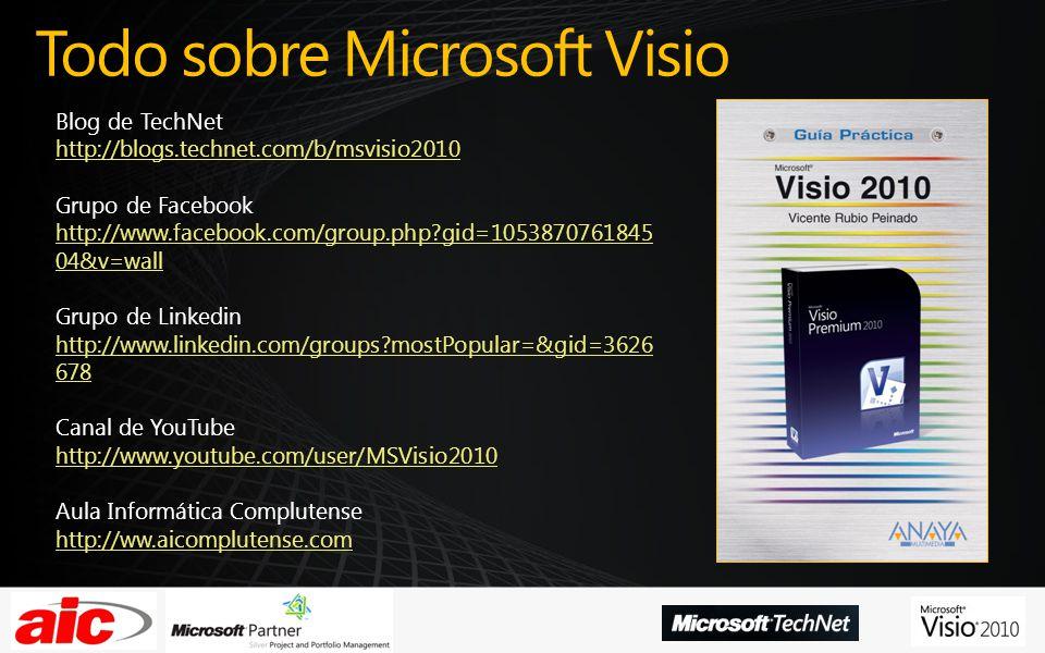 Todo sobre Microsoft Visio
