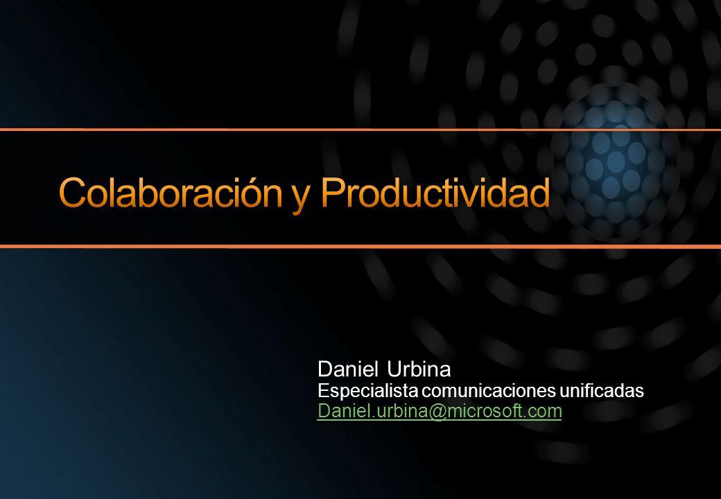 Colaboración y Productividad