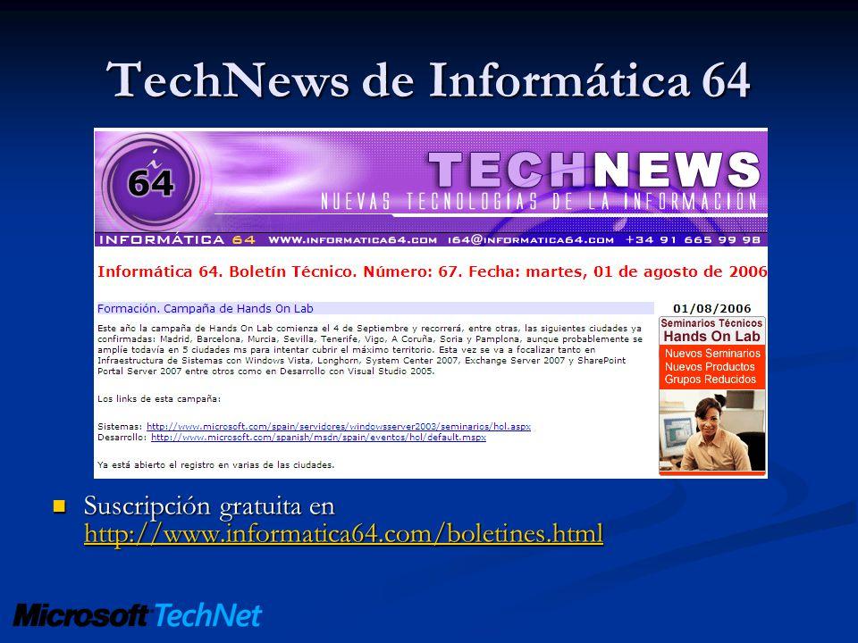 TechNews de Informática 64
