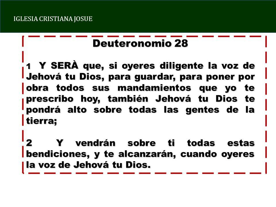 Deuteronomio 28