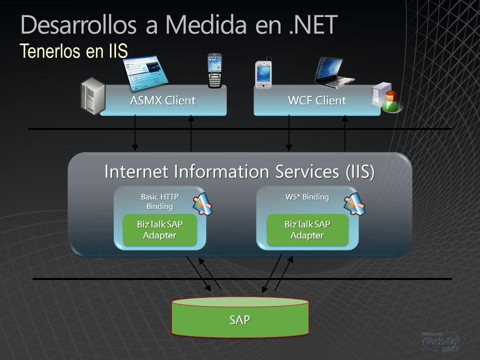 Desarrollos a Medida en .NET