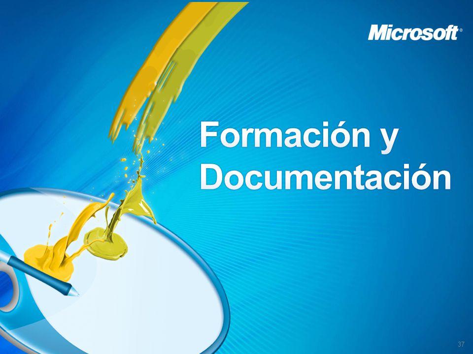 Formación y Documentación